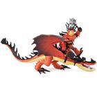 Dragon 3-Dragon Crochefer avec figurine Rustik
