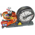 Hot Wheels Super City-Super pneu tournant