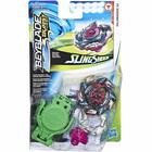 Toupie Beyblade Starter Pack Salamander S4 - Beyblade Burst Turbo Slingshock