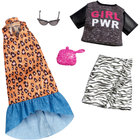 Barbie-Coffret de 2 tenues N°19