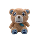 Peluche Sweeties ourson 18 cm