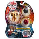 Bakugan Battle Planet starter pack Aurelus Dragonoid