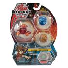 Bakugan Battle Planet starter pack Pyrus Turtonium