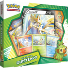 Coffret Pokémon Preview jeu vidéo Épée et Bouclier Ouistempo
