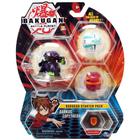 Bakugan Battle Planet - Starter pack Darkus Lupitheon
