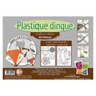 Kit plastique dingue colliers nature