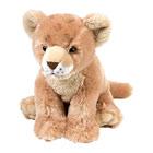 Peluche bébé lion 30 cm