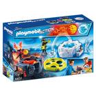 6831-Zone De Combat Avec Robots - Playmobil Sport et action