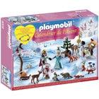 9008-Playmobil Calendrier de l'Avent Famille Royale