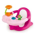 Cotoons - siège de bain vert - multi activités - rose
