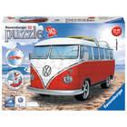 Puzzle 3D Volkswagen Combi T1 162 pièces