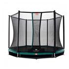 Trampoline Inground Talent 300 avec filet Safety Net Comfort