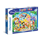 Puzzle 60 pièces Disney family