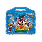 24 cubes Mickey