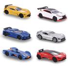 Voiture Majorette Gran Turismo pack 3 véhicules