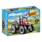 6867-Grand tracteur agricole Playmobil