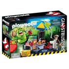 9222 - Playmobil Ghostbusters Bouffe-tout