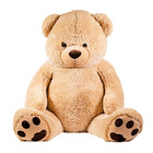 Peluche ours 1m30