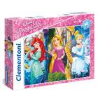 Puzzle 60 pièces Disney Princesses