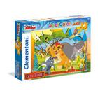 Puzzle 60 pièces La garde du Roi Lion
