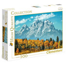 Puzzle 500 pièces Grand Teton In Fall