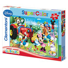 Mickey Clubhouse Puzzle 104 pièces