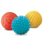 3 balles sensorielles
