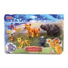 Coffret 5 Figurines La Garde du Roi Lion Simba