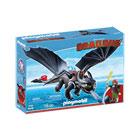 9246-Playmobil Dragons-Harold et dragon Krokmou