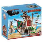 9243 - Dragons Campement de l'île de Beurk - Playmobil Dragons