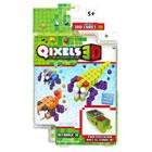 Qixels 3D-Recharge attaque extraterrestre