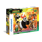 Kung Fu Panda-Puzzle maxi 104 pièces