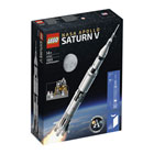 21309 - LEGO® IDEAS - NASA Apollo Saturn V