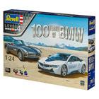 Maquette Coffret Cadeau 100 ans de BMW
