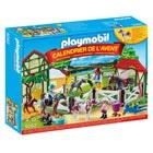 9262 - Calendrier de l'Avent Centre équestre - Playmobil