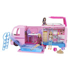 Barbie camping-car transformable