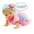 Poupon Mon bébé marche à 4 pattes - Little Love