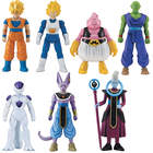 Mini figurine Dragon Ball Super 6 cm