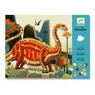 Mosaïques dinosaures
