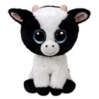 Peluche Beanie Boo's Buttter la vache 15 cm