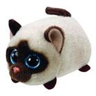 Peluche Tenny tys - Kimi le chat siamois 8 cm