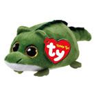 Peluche TeenTy's Wallie L'aligator 8 cm