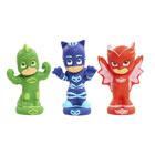 Pyjamasques-3 figurines de bain
