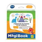 Magibook - J'apprends les formes et les couleurs