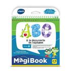 Magibook - Abc à la découverte de l'alphabet