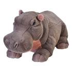 Peluche Hippopotame 76 cm
