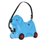 Valise Bobby chien bleu