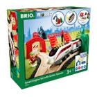 Brio 33873-Circuit de voyageur et locomotive intelligente Smart Tech