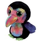 Beanie boo's-Peluche beaks l'oiseau 23 cm