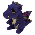 Beanie boo's-Peluche saffire le dragon 23 cm